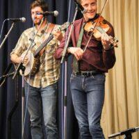 Charm City Junction at World of Bluegrass (9/25/18) - photo © Frank Baker