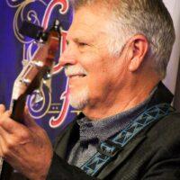 Randy Graham at the Trust Fund Benefit concert (9/24/18) - photo © Frank Baker