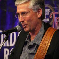 Allen Dyer at the Trust Fund Benefit concert (9/24/18) - photo © Frank Baker