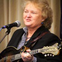 Lorraine Jordan at the Trust Fund Benefit concert (9/24/18) - photo © Frank Baker
