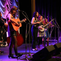 Midnight Skyracer at the 2018 World of Bluegrass (9/26/18) - photo © Frank Baker