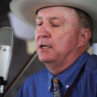 David Davis at the 2018 Delaware Valley Bluegrass Festival - photo by Frank Baker