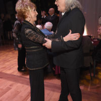 Ricky Skaggs with Jeannie Seely at the Country Music Hall of Fame (10/21/18) - photo byJason Kempin/Getty Images