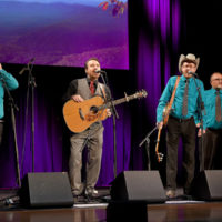 Ralph Stanley II & The Clinch Mountain Boys at the Stanley Brothers Tribute (Country Music Hall of Fame & Museum 10/24/18) - photo byJason Kempin/Getty Images