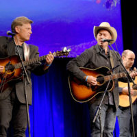 The Gibson Brothers at the Stanley Brothers Tribute (Country Music Hall of Fame & Museum 10/24/18) - photo byJason Kempin/Getty Images
