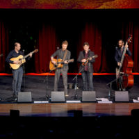 Dierks Bentley and The Travelin' McCourys at the Stanley Brothers Tribute (Country Music Hall of Fame & Museum 10/24/18) - photo byJason Kempin/Getty Images