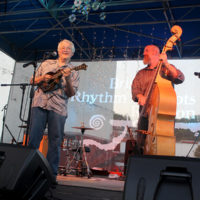 Tony Williamson at the 2018 Bristol Rhythm & Roots Reunion - photo by Teresa Gereaux