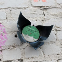 Vinyl tulips at the 2018 Bristol Rhythm & Roots Reunion - photo by Teresa Gereaux
