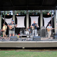 Virginia Ground at the 2018 Bristol Rhythm & Roots Reunion - photo by Teresa Gereaux