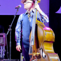 DVD Cleverly at the 2018 Bristol Rhythm & Roots Reunion - photo by Teresa Gereaux