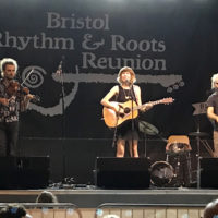 Molly Tuttle at the 2018 Bristol Rhythm & Roots Reunion - photo by Teresa Gereaux