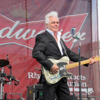 Dale Watson at the 2018 Bristol Rhythm & Roots Reunion - photo by Teresa Gereaux