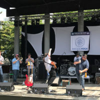 Acoustic Syndicate at the 2018 Bristol Rhythm & Roots Reunion - photo by Teresa Gereaux