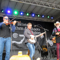 Doyle Lawson & Quicksilver at the 2018 Bristol Rhythm & Roots Reunion - photo by Teresa Gereaux