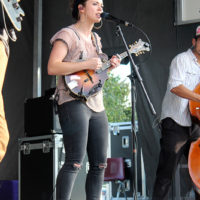 Sierra Hull at the 2018 Bristol Rhythm & Roots Reunion - photo by Teresa Gereaux