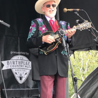Doyle Lawson at the 2018 Bristol Rhythm & Roots Reunion - photo by Teresa Gereaux