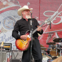 Ray Benson with Asleep at the Wheel at the 2018 Bristol Rhythm & Roots Reunion - photo by Teresa Gereaux
