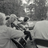 om Mindte, Rodger Nelson & Steve Benedik's Fall Pickin' Party, held this year in Woodbine, MD. 6 - 7 October, 2018. Photo by Jeromie Stephens