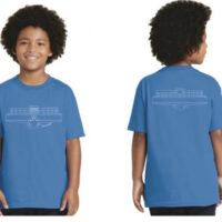Straight Up Strings banjo t-shirt for kids