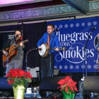 Ralph Stanley II & The Clinch Mountain Boys at the 2018 Bluegrass Christmas in the Smokies - photo © Bill Warren