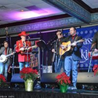 Doyle Lawson & Quicksilver at the 2018 Bluegrass Christmas in the Smokies - photo © Bill Warren