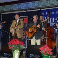 Dean Osborne Band at 2018 Bluegrass Christmas in the Smokies - photo © Bill Warren
