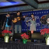 Circa Blue at 2018 Bluegrass Christmas in the Smokies - photo © Bill Warren