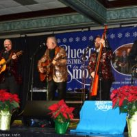 Gary Brewer & The Kentucky Ramblers at the 2018 Bluegrass Christmas in the Smokies - photo © Bill Warren