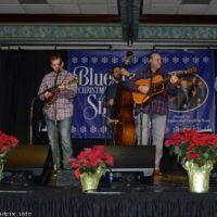 Constant Change at the 2018 Bluegrass Christmas in the Smokies - photo © Bill Warren