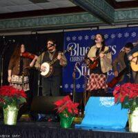 Salt & Light at the 2018 Bluegrass Christmas in the Smokies - photo © Bill Warren
