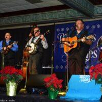 Big Country Bluegrass at the 2018 Bluegrass Christmas in the Smokies - photo © Bill Warren