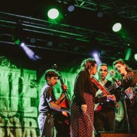 Bill and The Belles perform in Munich during Bluegrass Jamboree 2018 - photo by Magdalena Mitter