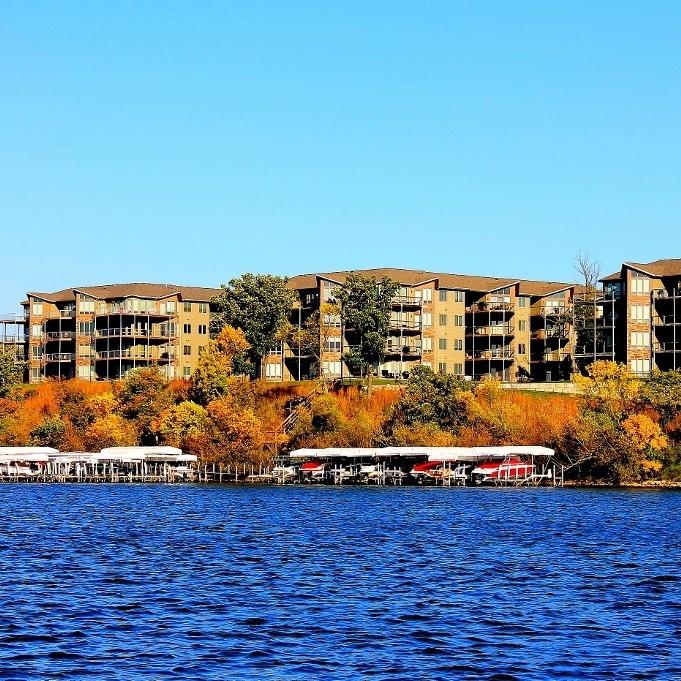 Bridges Bay Resort in East Lake Okoboji