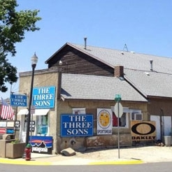 The Three Sons in Milford