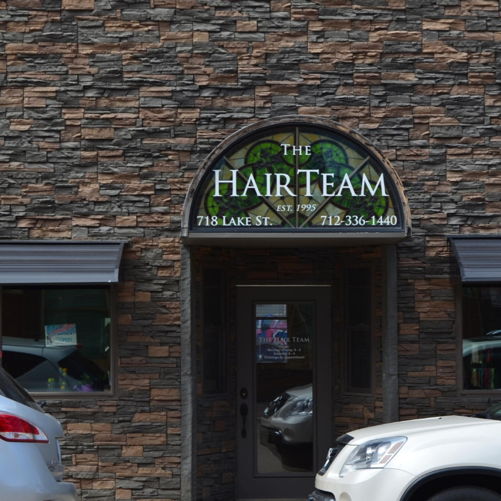 The Hair Team in Spirit Lake