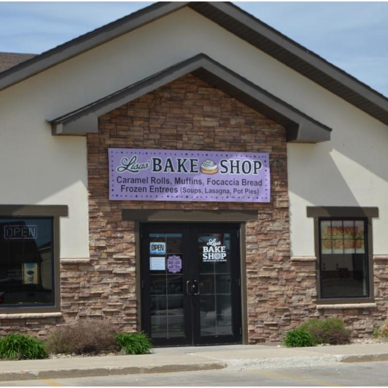 Lisa's Bakery in Spirit Lake