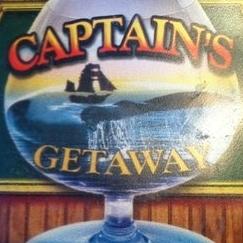 Captains Getaway in Arnolds Park