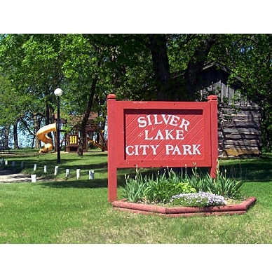 Silver Lake Campgrounds in Lake Park