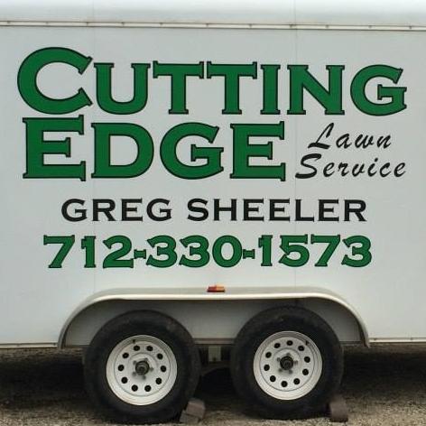 Cutting Edge Lawn Service in Spirit Lake