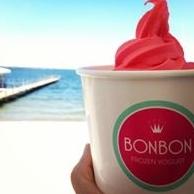 BonBon Frozen Yogurt in Arnolds Park