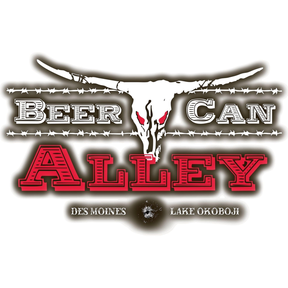 Beer Can Alley in Arnolds Park