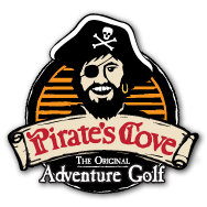 Pirate's Cove Adventure Golf in Arnolds Park