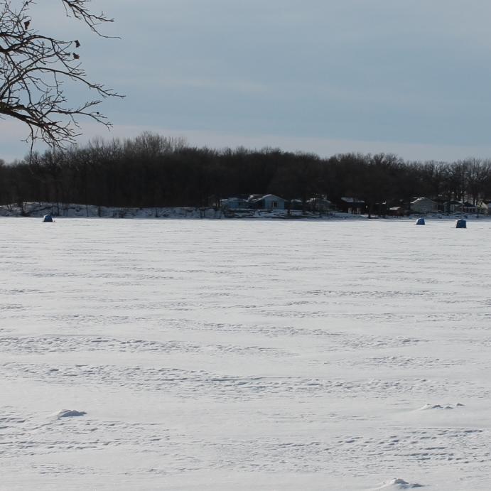 Quality Ice Fishing in Lake Minnewashta