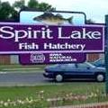 Big Spirit Lake, Small Town Feel in