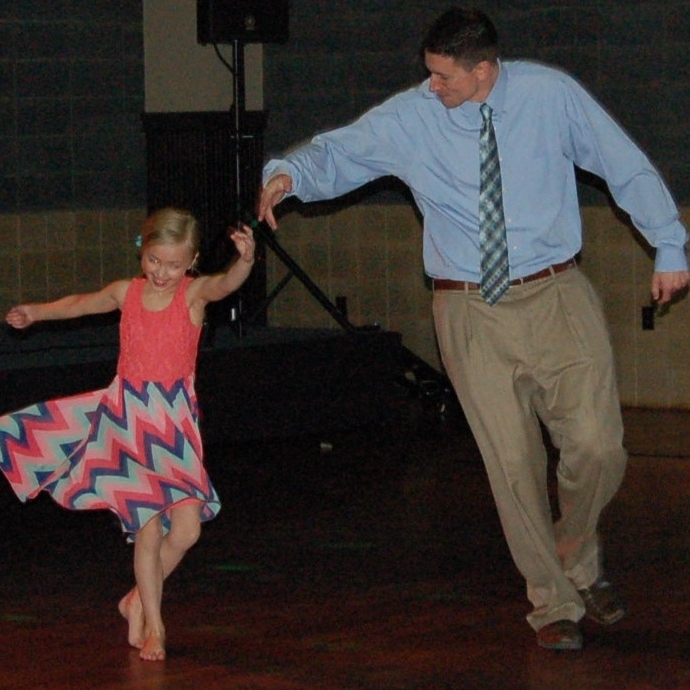 Father Daughter Dance: in Milford