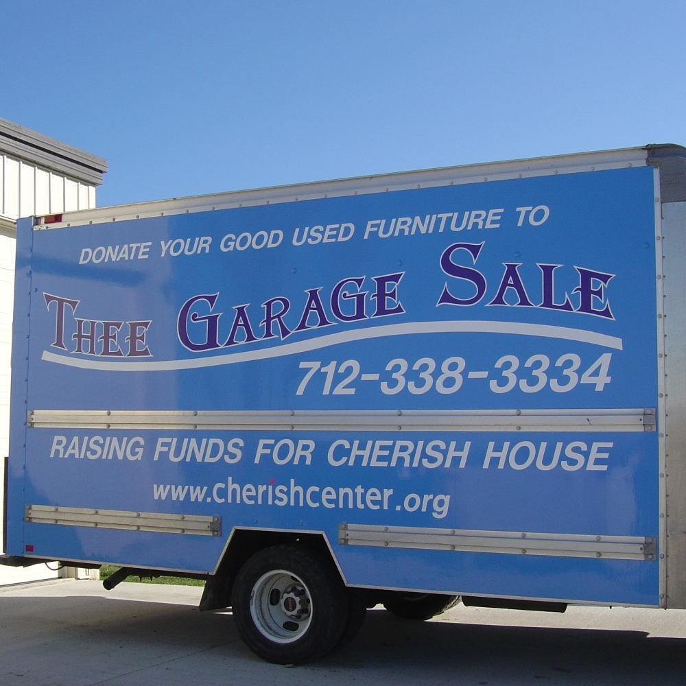 Thee Garage Sale: in Milford