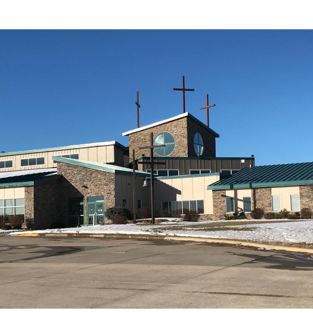 First Lutheran Church- Three Cross Roads in Milford