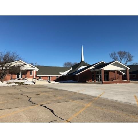Cross Winds Church in Spirit Lake