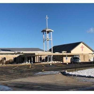 Immanuel Lutheran Church in Spirit Lake