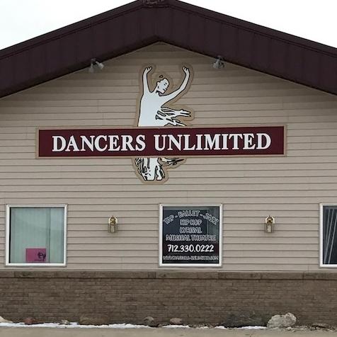 Dancers Unlimited in Spirit Lake
